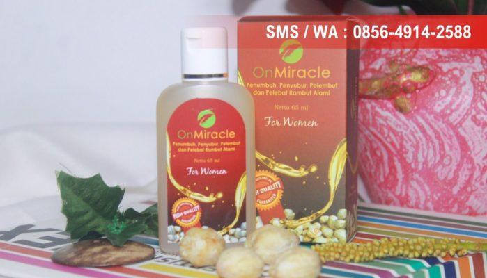 Penumbuh Rambut Wanita, Hair Tonic Rambut, Vitamin Rambut Alami, Minyak Kemiri Miracle