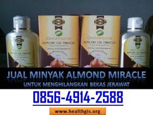 Jual Minyak Almond Miracle