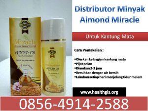 Minyak Almond Untuk Rambut Sehat